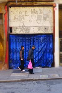 chinatown pink bag